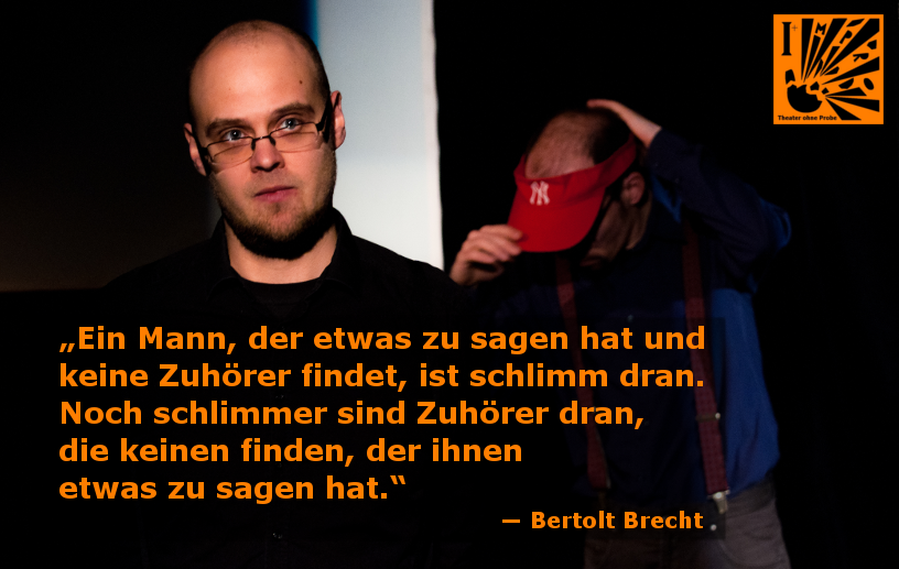 Brecht's 'Epic Theatre' and 'Verfremdungseffekt' techniques