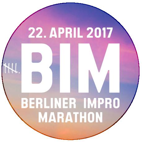 ToP beim 5. Berliner Impro Marathon